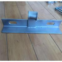 Quality Electric Power Line Fittings Cross Arm Angle Iron Q235 Mild Steel Material wholesale