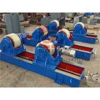Quality 20T Lead Screw Adjusting Pipe Welding Rotator for Boiler / Pipe Automatic Welding wholesale
