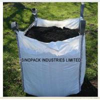 Standard U-panel 1.5 ton Big Bag FIBC with open top for construction