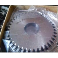 High speed steel HSS M2 titanium coating milling cutter for embossing roll for toilet paper