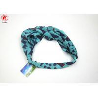 Fashion Handmade Wide Fabric Elastic Headband Hair Decorations