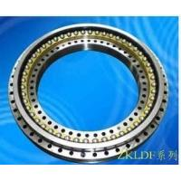 ZKLDF395 Angular Contact Thrust Ball Bearing 395X525X65mm Higher speed compare with YRT395 Rotary Table Bearing