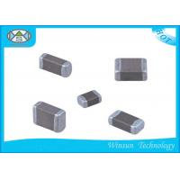 High Reliability Multilayer Ceramic Inductor , Heat Resistance Ceramic Chip Inductors