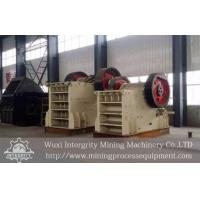 PE Jaw Crusher Mineral ProcessEquipment Cobble Ore Breaking