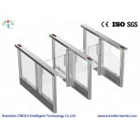 Best Electrical Security Flap Gate Turnstile Entrance With Ir Sensors wholesale