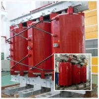 Quality 20 kV - 125 kVA Dry Type Transformer Low Noise / Low Partial Discharge wholesale