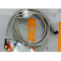 Quality Compatible BIONET 6 Pin ECG Patient Cable For Hospital Medical Equipment wholesale