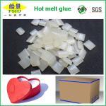 Best Carton Sealing EVA Hot Melt Adhesive ,  Pressure Sensitive Packing Glue wholesale