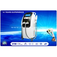 Quality 2 In 1 808nm IPL Diode Laser Hair Removal Machine , Multifunction Beauty Equipment wholesale