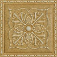 Classic style Square shape 3D TV background Moisture-proof living room wall tiles