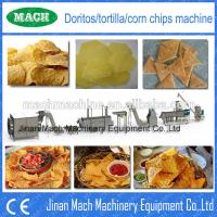 Quality cprn snacks chips tortilla machine making wholesale