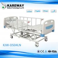 Aluminum Side Rails Electric Hospital Bed Four Motors Five Functions For VIP Room