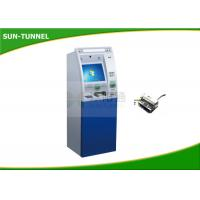 Quality Free Standing Retail Mall Self Service Kiosk Barcode / Receipt / Coupon / QR Code Use wholesale