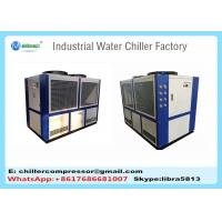 Aluminum and Sulfuric Acid Anodized Plating Industrial Water Chiller