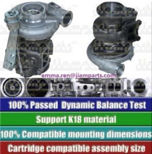 Turbocharger Compatible CUMMINS HX55W 3592778