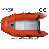 Best Lightweight Aluminum Floor Foldable Inflatable Boat Two Man Inflatable Kayak wholesale