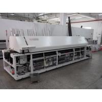 Quality Integral Two stage Lead Free Reflow Soldering 64KW GS-800 eight heating zones with PLC system wholesale