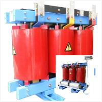 Quality 10kV - 100kVA Dry Type Transformer Cast Resin Two Winding Three Phase wholesale