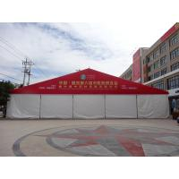 Best Rooftop Outside Custom Event Tent Logo Available For Large Scale Exhibition wholesale