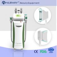 Amazing result! Cryolipolysis Fat Freeze Slimming Machine including Radio Frequency & Cavitation