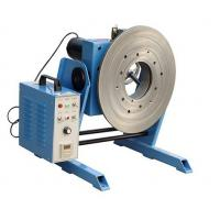 Quality Manual Benchtop Welding Positioner 50Kg , Motor Rolling Rotation With VFD wholesale