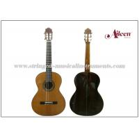 "Best 39"" High End Vintage Solid Cedar Top Classical Electric Guitar ( ACM30B ) wholesale"