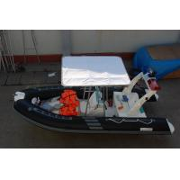 Best 235 KGS Largest Inflatable Boat , Simple Design Inflatable Fishing Boats With Motors wholesale