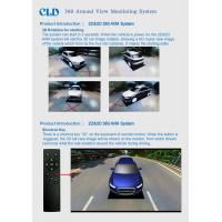 Quality Front And Rear Birds Eye View Car Camera 3d Rotation For Starting , 1080P wholesale