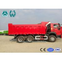 Buy cheap 20 Cubic Meters Sinotruk HOWO Tipper Dump Truck 6x4 336 371 420 Hp 10 Wheel from wholesalers
