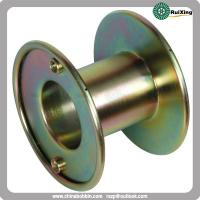 Curly edge steel reels for cable and wire
