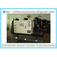 Open Type Water-cooled Scroll Chiller for Injection Molding Machines Pakistan