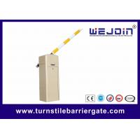 Buy cheap Highway Toll Barrier Arm Gates Stainless Steel With IP44 RS485 from wholesalers