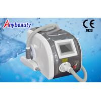 Quality Women / Men 532nm Q Switched Nd Yag Laser Machine , Equipment For Arm Tattoo Removal wholesale