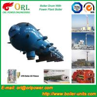 Quality Petrochemical industry solar boiler mud drum ASME certification manufacturer wholesale