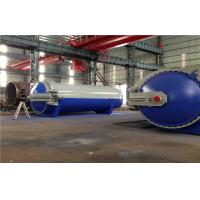 Best Pneumatic rubber Vulcanizing Autoclave for rubber,wood or composite materials processing line wholesale
