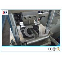 Full Automatic C Purlin Roll Forming Machine Gear Box Driven For Galvanized Steel