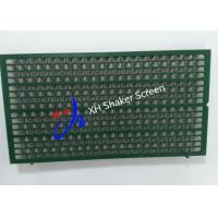 Stainless Steel Wave Shaker Screen / Metal Sieve Mesh For Solid Control Equipment