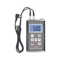 Quality Aluminum Alloy Housing Ultrasonic Thickness Meter TG-8818 With Large Screen LCD wholesale