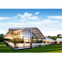 Quality 1000 Seater Clearspan Big Event Tents Modular Flexible Design 25m x 60m / 20m x 60m / 30m x 40m wholesale