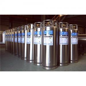 Cryogenic liquid cylinder