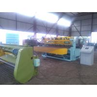 4.8T Fully Automatic Wire Mesh Welding Machine For Construction Industry