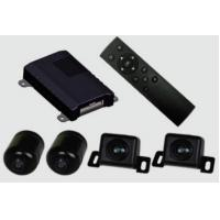 Quality Sony 225 Cameras Bird View Parking System for Cars , HD Round View Images wholesale