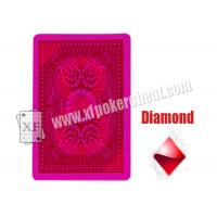 Quality Magic Props king Gambler Paper Card Marked With Invisible Ink Poker Cheat wholesale