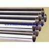 Quality Welded / ERW Round Nickel Alloy Pipe Monel 400 / EN 2.4360 / Monel K500 / 2.4375 wholesale