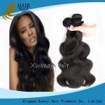 Quality Loose Wave Virgin Peruvian Hair Bundles Grade 7A , Malaysian Body Wave Hair Weave wholesale