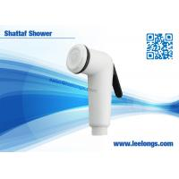 Quality ABS PP Shattaf Muslim Showers Portable Bidet Sprayer With White plastic Surface wholesale