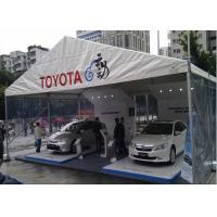 Customized Size European Style Tents Car Show Tents Galvanized Steel