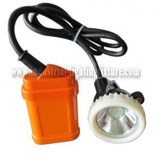 Mini High Power LED Mining Light KJ3.5LM 4500Lux With 6 Pcs SMD LED