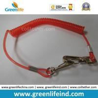 Buy cheap Transparent Red Hot Sale Tools Using Protected Lanyard Holder from wholesalers