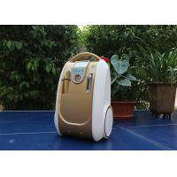 Mobile Electronic Home Oxygen Concentrator Lightweight Multi - Flow Longer Life Span